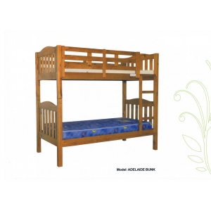 Adelaide Bunk Bed - Single